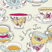Tea with Victoria….from Joanouk Fine Art and Prints