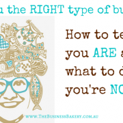 Are you the RIGHT type of busy? How to tell if you are and what to do if you're not!