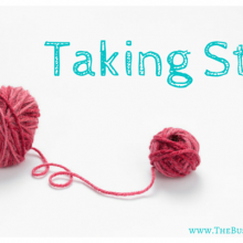 Taking Stock. Part 1 of How to craft a 2015 plan for your business in five simple steps!