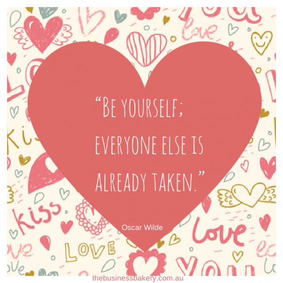 """Be yourself; everyone else is already (4)"