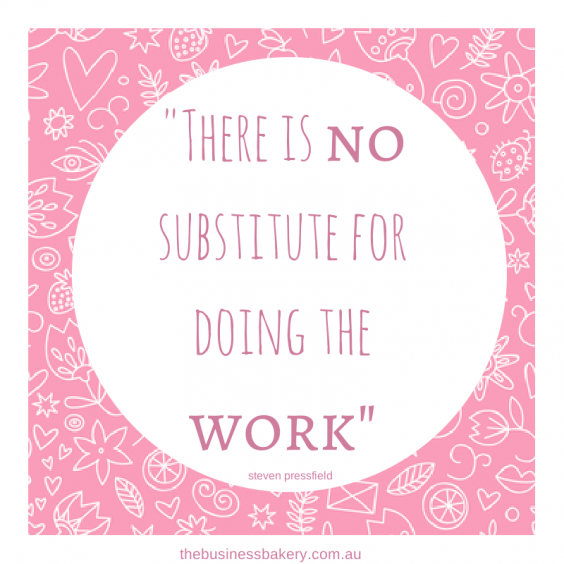 There is no substitute for doing the (2)