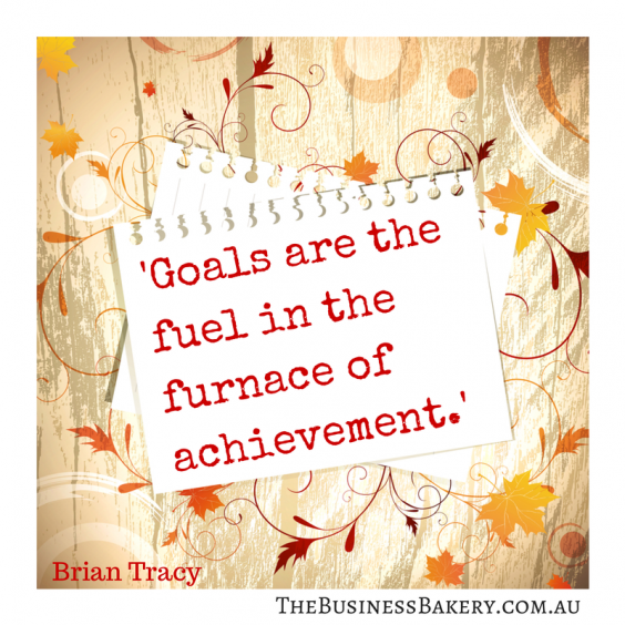 Goals are the fuel in the furnace of