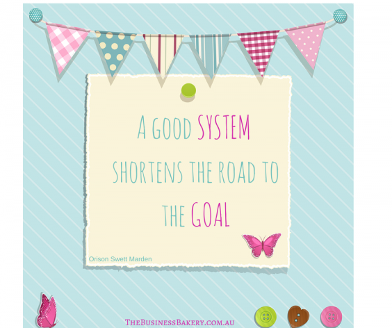 A good system shortens the road to the