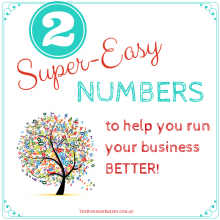 Numbers for small business
