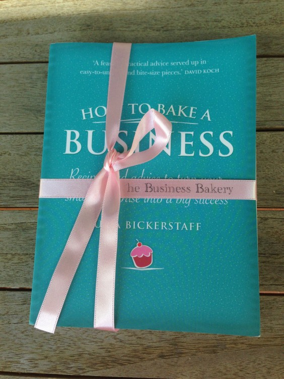 How to Bake a Business in a bow!