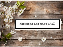 Facebook ads amde easy