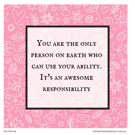 your ability