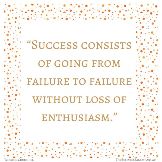 Success churchill lquote