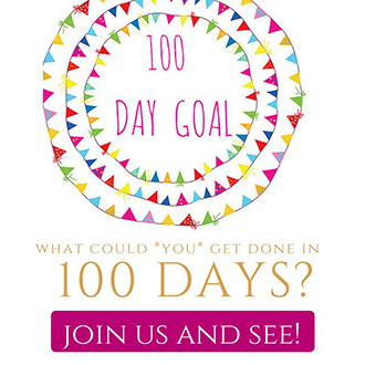 Go to 100 day Goal