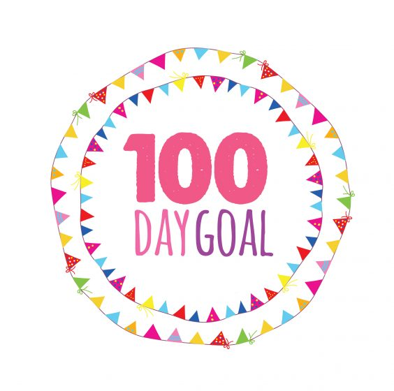 100 day logo colour-01